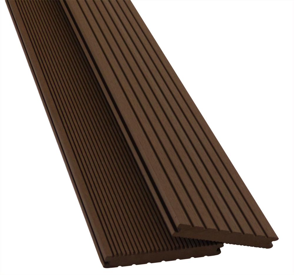 bpc wpc terrassendiele pro solid braun preisbrecher 24 gmbh laminat parkett und zubeh r. Black Bedroom Furniture Sets. Home Design Ideas