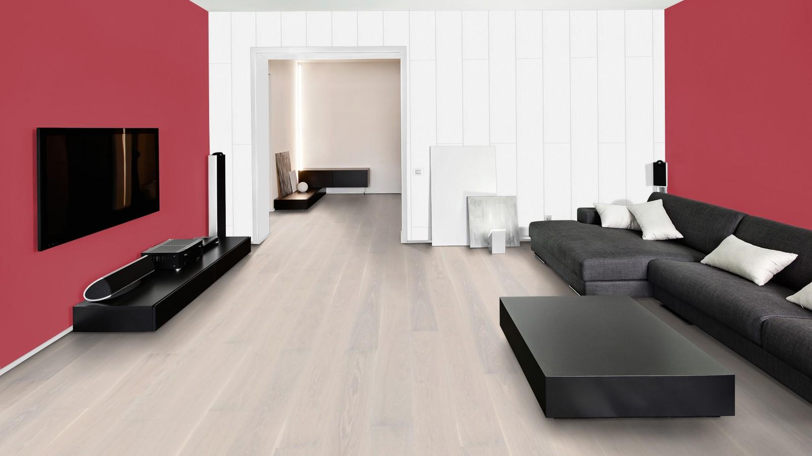 ter h rne pure collection l parkett l a01 eiche kristallwei l landhausdiele preisbrecher 24. Black Bedroom Furniture Sets. Home Design Ideas