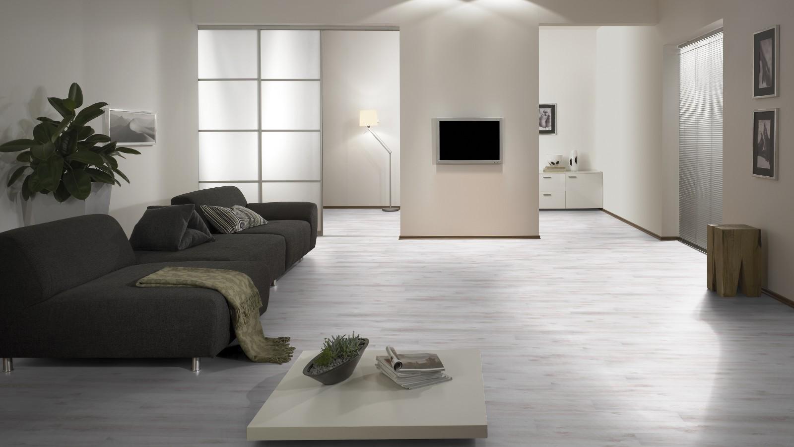 Bevorzugt Kronotex 7mm Standard Laminat | Eiche Weiß D2951 | Holzoptik OM42