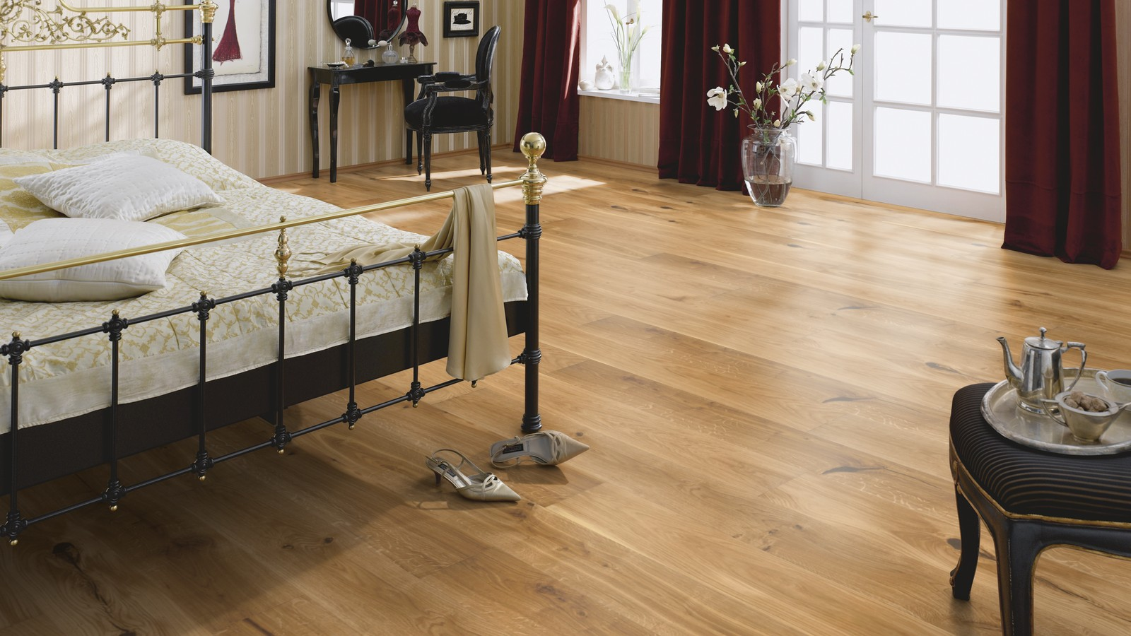 ter h rne bright collection l parkett l b22 eiche l landhausdiele preisbrecher. Black Bedroom Furniture Sets. Home Design Ideas