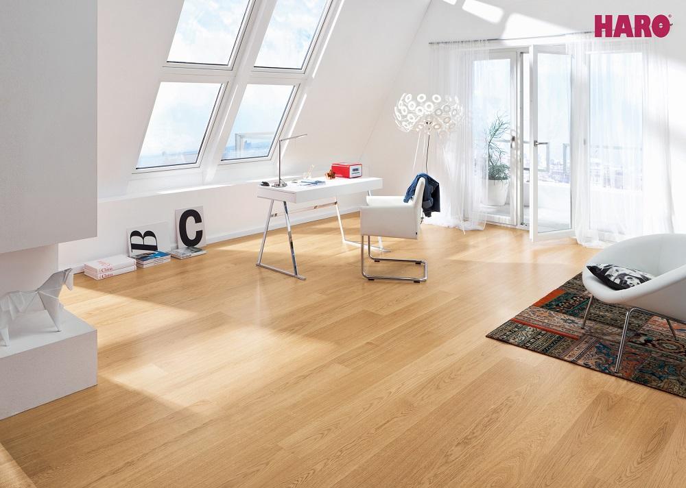 haro serie 4000 parkett eiche exklusiv landhausdiele preisbrecher 24 gmbh laminat. Black Bedroom Furniture Sets. Home Design Ideas