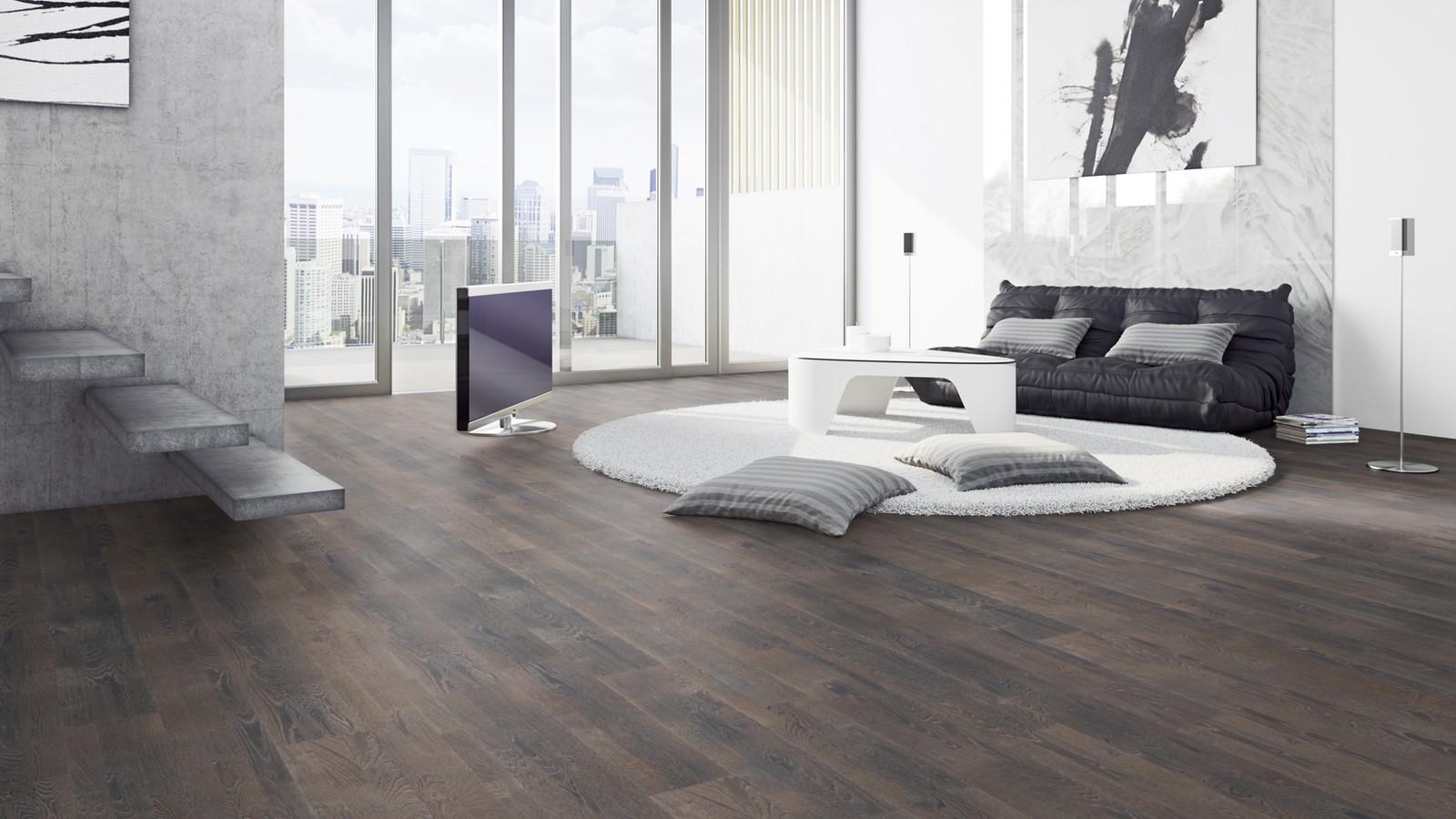 ter h rne straight collection l parkett l d08 eiche wildanthrazit l schiffsboden preisbrecher. Black Bedroom Furniture Sets. Home Design Ideas